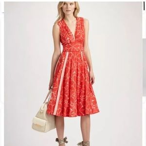 Marc Jacobs red dress, size 2